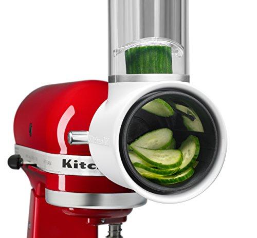 KitchenAid KSMFPPA Mixer Attachment Pack, White by KitchenAid (Image #2)