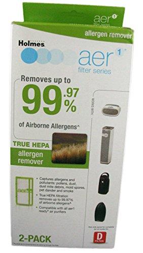 Holmes Allergen Remover Aer1 Filter 2-pack by Holmes