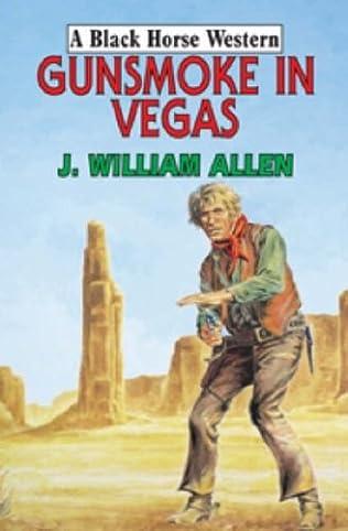book cover of Gunsmoke in Vegas