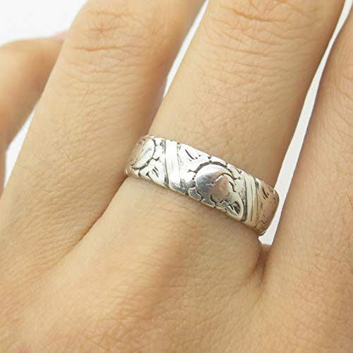 Band Ring Size 7.5 DG-2793
