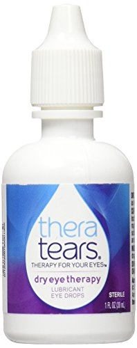 Thera Tears, Lubricant Eye Drops, 1-Ounce