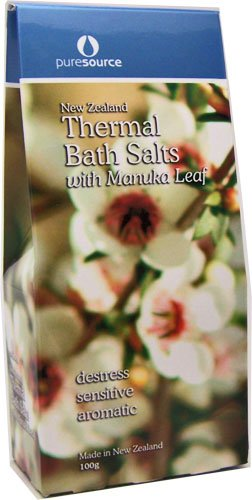 Thermal Salts - Thermal Bath Salts with Manuka Leaf by PureSource