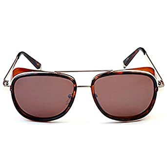 Reiko Steampunk Sunglasses Unisex Mirrored Glasses Vintage Sunglasses C1