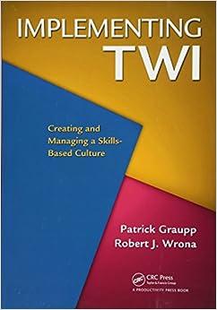 Implementing Twi por Robert J. Wrona epub