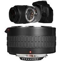 Bower SX7DGC 2x Teleconverter for Canon (7 Element)