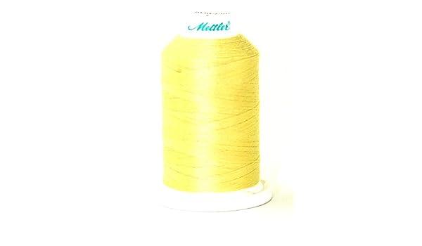 Amazon com: Mettler Seracor Polyester Overlock Sewing Thread