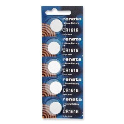CR1616 Renata Watch Batteries - Watch Batteries Cr1616