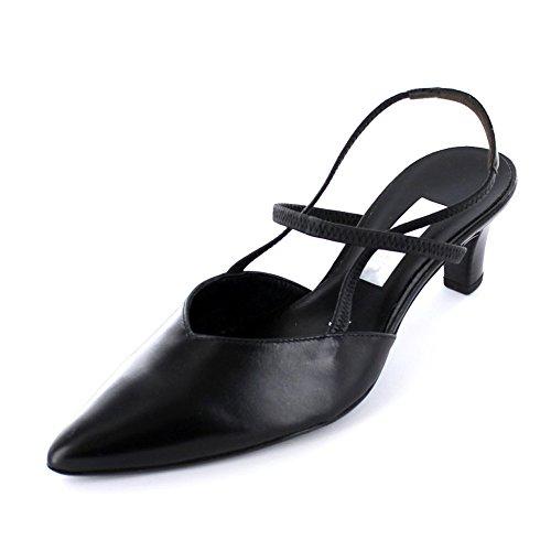 Mujeres zapatillas schwarz schwarz 61.554.37