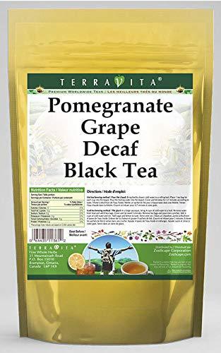 (Pomegranate Grape Decaf Black Tea (25 Tea Bags, ZIN: 540849) - 2 Pack)