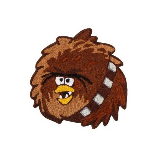 Angry Birds Star Wars Bath Rug - Brown 18389