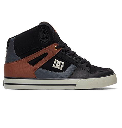 Circus Herren Spartan Tan Hi Wc Nitro DC Black Sneaker dXI8gxX
