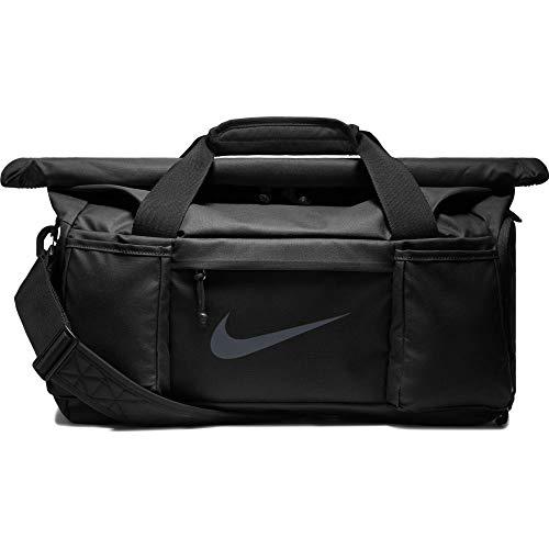 Nike Vapor Speed Training Duffel Bag (Black/Black/Black, Small) -