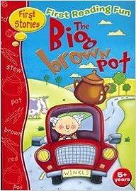 Book First Reading Fun: 8: The Big Brown Pot