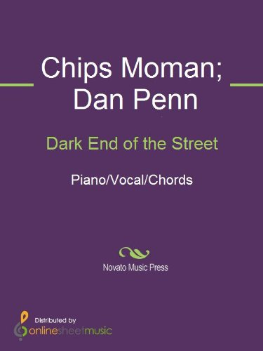 Dark End Of The Street Kindle Edition By Chips Moman Dan Penn