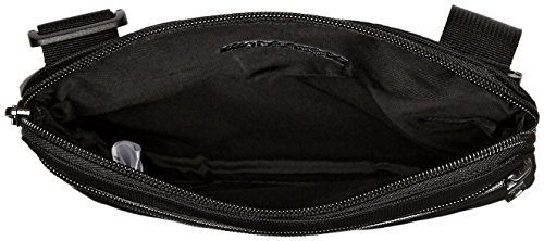 Messenger Men's Crossbody Black Utility Exchange Armani Black Bags pIqxH0t