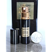 "TOM FORD ""TUSCAN LEATHER"" MINI PERFUME ATOMIZER FOR TRAVELING. SIZE 6ml. EAU DE PARFUM. UNISEX."
