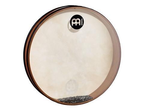 Meinl Percussion FD16SD 16-Inch Sea Drum with Goat Skin Head, African Brown by Meinl Percussion