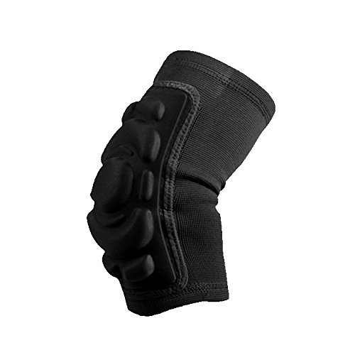 Adults Bike Football Weightlifting Volleyball Baseball Softball BMX Riding Outdoor Adventure Dumbbell Power Lifting Tennis Protective Flexible Elbow Support Sleeve Padded Arm Warmers (Black)