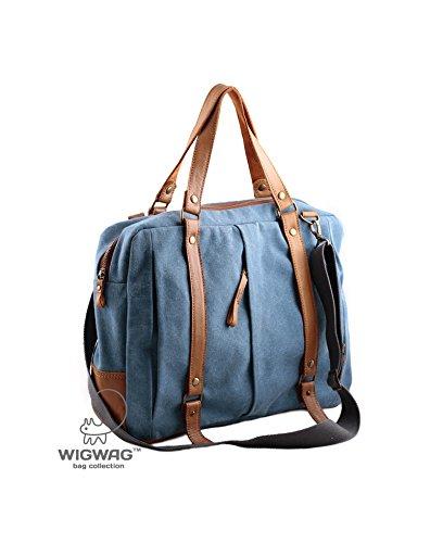 Amazon.com  Men canvas messenger bag a6c81ddceb8ff