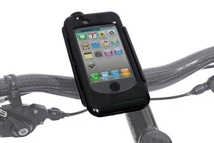 Amazon.com: Biologic – Soporte de Bicicleta para iPhone 4 ...