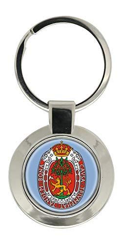 KRISTIANSAND (NORUEGA) CROMADO LLAVERO: Amazon.es: Ropa y ...