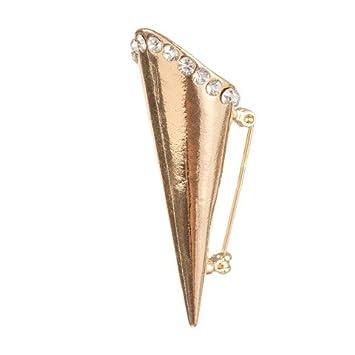 Amazon David Tutera Lapel Pin Vase Metal Gold 075 X 25 X
