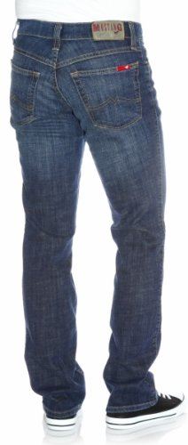 Mustang - Jeans - Homme Old Brushed