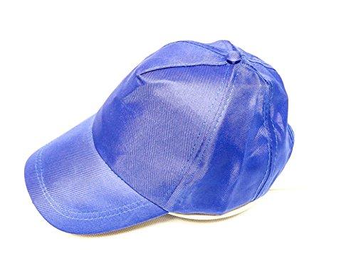 Hot Star Product Gorra de béisbol para hombre al aire libre Gorra de béisbol con protector solar transpirable Polo Style Clásico Sport Casual Gorra de béisbol sencilla para sol (Azul oscuro)