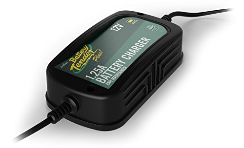 Battery Tender 022-0185G-dl-wh Black 12 Volt 1.25 Amp Plus Battery Charger/Maintainer by Battery Tender (Image #4)