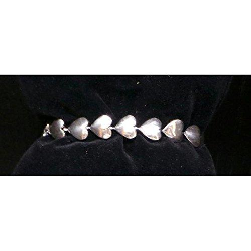 Bracelet Raspini cœurs 8785_ r argent