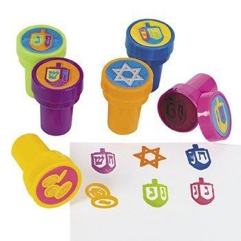 Hanukkah Stampers - Kids