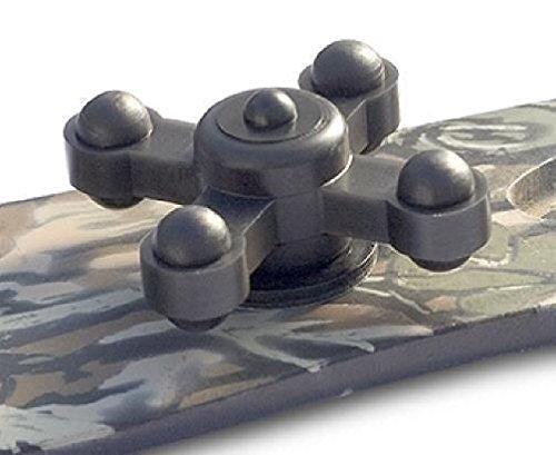 UPC 690164010207, Bowjax 1020 Limb Jax Dampener (Black)