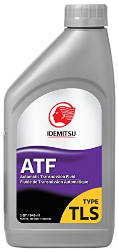 Idemitsu ATF Type TLS (T-IV) Automatic Transmission Fluid for Toyota/Lexus/Scion - 1 Quart