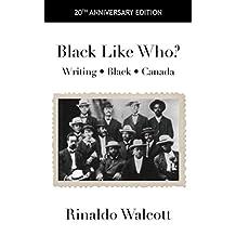 Black Like Who: 20th anniversary edition
