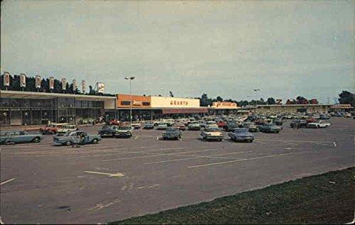 Shopping Center Bangor, Maine Original Vintage - Shopping Bangor Maine