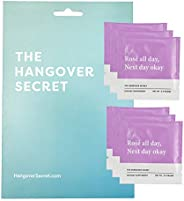 Hangover Secret | Pharmacist Developed Drink Mix for Recovery and Metabolism. Vitamins and Electrolytes for Re