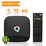 2019 Q Plus Android 8.1 TV Box 4GB RAM 32GB ROM WiFi 2.4GHz