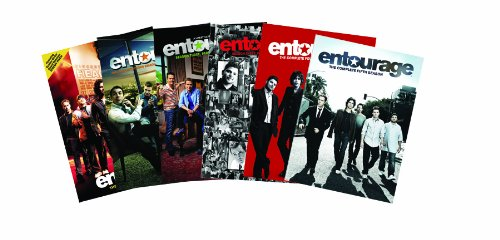 Entourage: The Complete Seasons 1-5 by Hbo Home Video