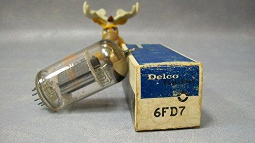 6FD7 GM - Delco Vacuum Tube Vintage in Original ()