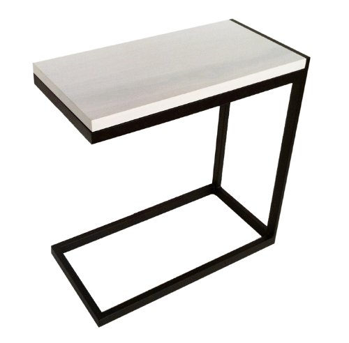 Solaz Hardwood End Table
