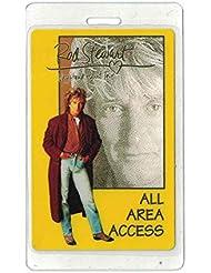 Rod Stewart Vagabond Heart Tour Laminate Backstage Pass AAA '91-'92