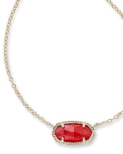 Best kendra scott elisa necklace red to buy in 2020