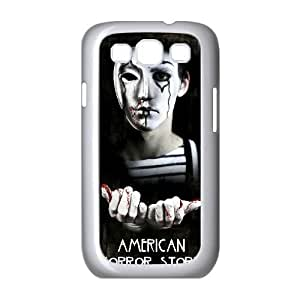 American Horror Story Customized Cover Case with Hard Shell Protection for Samsung Galaxy S3 I9300 Case lxa#310547 WANGJING JINDA