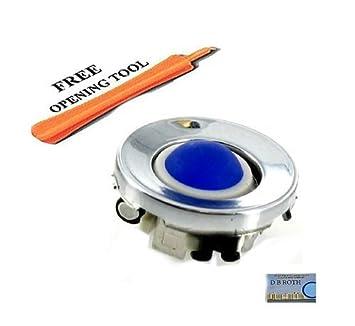 Royal Blue Blackberry Trackball / Joystick / Navigate / Pearl / Ring Repair  Replacement Fix Fixing for Rim Blackberry Pearl 8100 8130 Curve 8300 8310