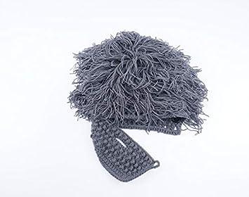 XINXIN De Otoño Y El Invierno De Los Hombres Sombrero De Punto Al Aire Libre Barba