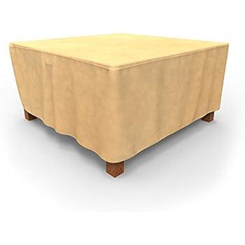 Amazon Com Empirepatio Square Table Covers 58 In Long