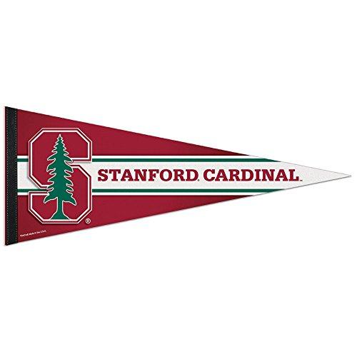 Ncaa 44442014 Stanford University Premium Pennant  12  X 30