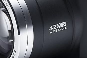 "Kodak Pixpro Astro Zoom Az421 16 Mp Digital Camera With 42x Opitcal Zoom & 3"" Lcd Screen (Black) 7"