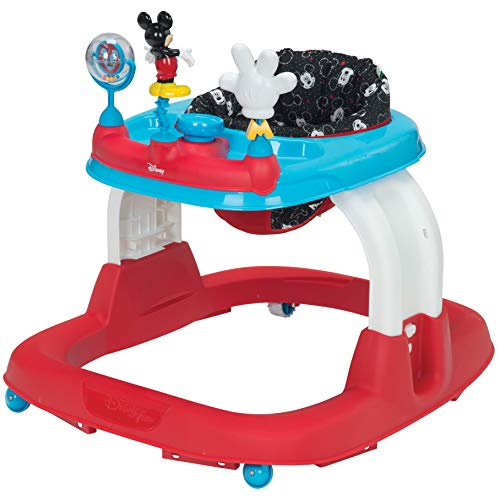 Disney Baby Ready, Set, Walk! 2.0 Developmental Walker, Mickey Constellation