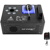 Chauvet Mobile DJ Geyser T6 Tri Color RGB LED Light & Fog...